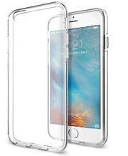 Spigen ochranný kryt Liquid pro iPhone 6/6s, transparentní