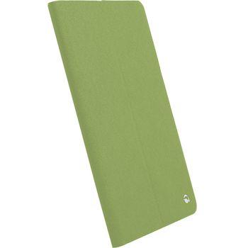 Krusell pouzdro FlipCover Malmö - Apple iPad Air, zelená