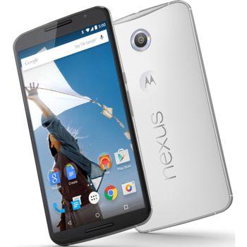 Motorola Nexus 6 32GB, bílá
