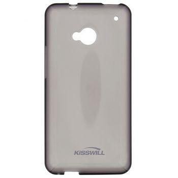 Kisswill TPU pouzdro pro HTC Desire 620, černé