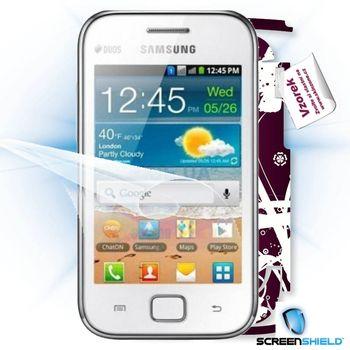 Fólie ScreenShield Samsung Galaxy Ace Duos ochrana displeje-displej+voucher na skin