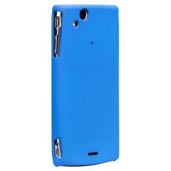 Case Mate pouzdro pro Sony Ericsson Xperia Arc Barely There Blue