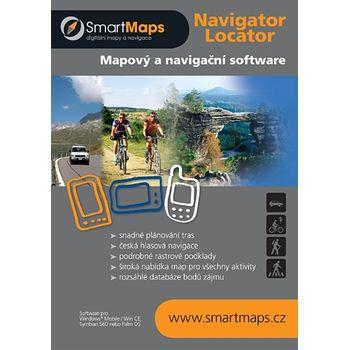 SmartMaps Navigator City (Windows Mobile/Android/Symbian)