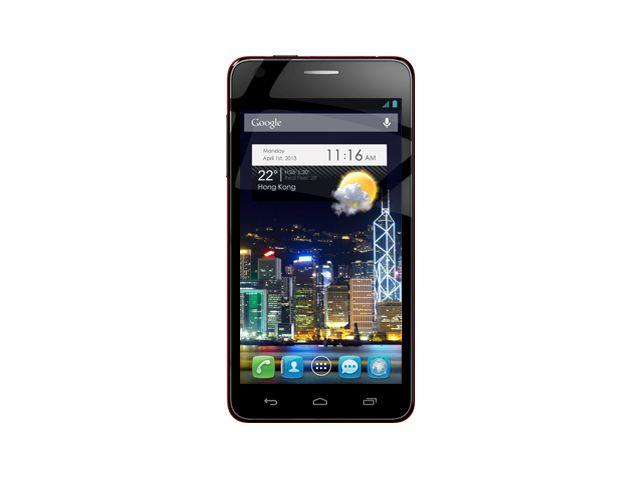 obsah balení Alcatel One Touch 6033 Idol Ultra červená + Powerbanka 5600mAh