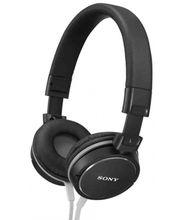 Sony sluchátka MDR-ZX600 černá