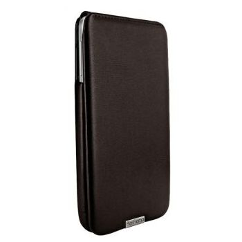 Piel Frama pouzdro pro Samsung Galaxy Note 3 iMagnum, Brown