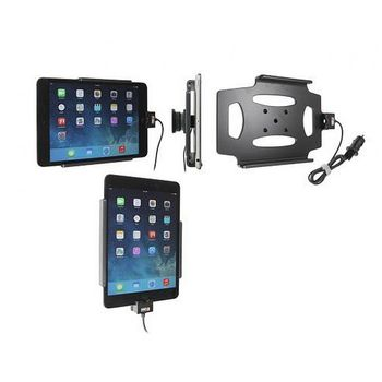 Brodit držák do auta na Apple iPad Mini 4 bez pouzdra, s nabíjením z cig. zapalovače