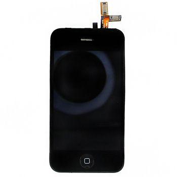 Náhradní díl LCD displej + dotyková deska pro Apple iPhone 3G, černá