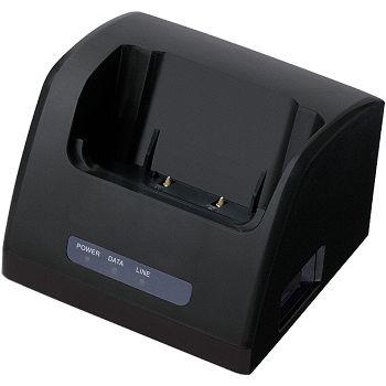 CASIO komunikační (IrDA, USB, RS232C, RS422) a nabíjecí kolébka (bez síť.adapteru)