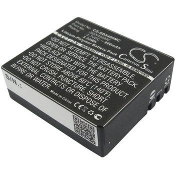 Baterie pro SJCAM SJ4000 900mAh Li-ion