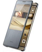 Huawei flipové pouzdro Smart Cover pro Mate 8, šedé