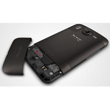 HTC Desire HD + fólie InvisibleSHIELD displej