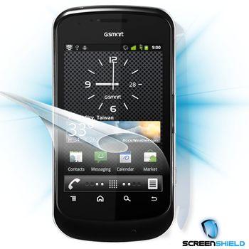 Fólie ScreenShield GigaByte GSmart G1345 - celé tělo