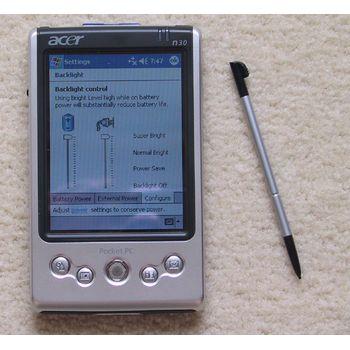 Acer N30, bazar
