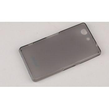 Jekod TPU silikonový kryt pro Sony D5803 Xperia Z3 Compact, černá