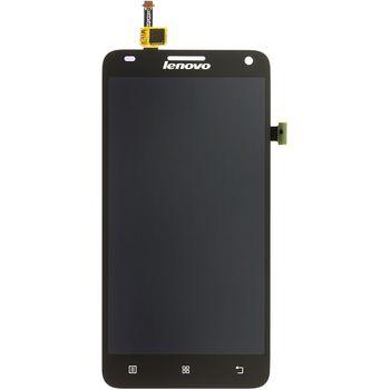 Náhradní díl Lenovo S580 LCD Display + dotyková deska černá