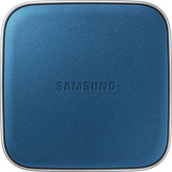 Samsung podložka pro bezdrátové nabíjení EP-PG900IL, modrá