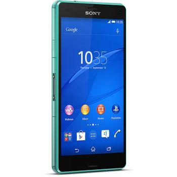 Sony Xperia Z3 compact D5803, zelená