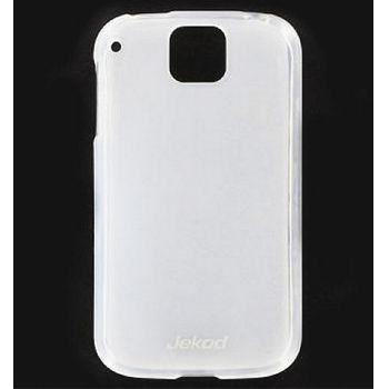 Jekod TPU silikonový kryt Alcatel OT991, bílá