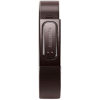 Samsung náramek S Health (normální) EI-HA10MND pro Galaxy S4 (i9505), hnědý
