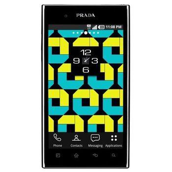 LG P940 Prada 3.0 + 4000mAh záložní zdroj a nabíječka vč. micro/mini USB kabelů Belkin