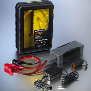 Startmonkey200 - nouzový záložní startovací zdroj pro auto/moto 12V/650A
