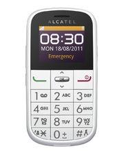 Alcatel One Touch 282 bílá