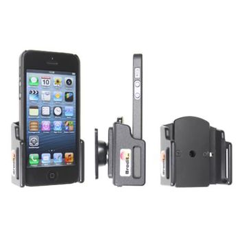 Brodit držák do auta pro Apple iPhone 5/5S s tenkým pouzdrem