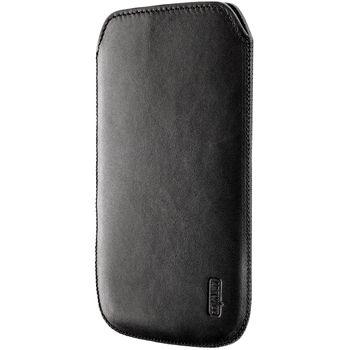 Artwizz Seejacket pouzdro kožené pro Samsung Galaxy S III - černá