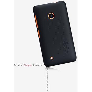 Nillkin super frosted zadní kryt Black pro Nokia Lumia 530