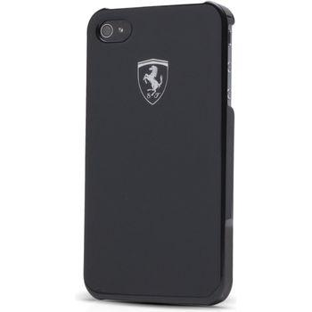Ferrari Scuderia Metalic zadní kryt iPhone 5, černý