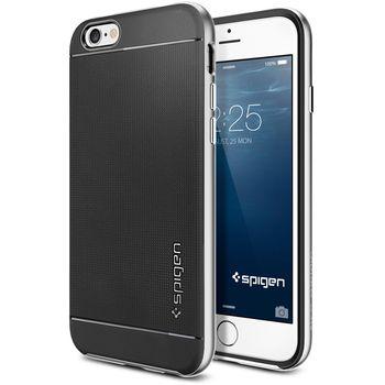 Spigen pouzdro Neo Hybrid pro iPhone 6, stříbrná