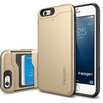 Spigen pouzdro Slim Armor CS pro iPhone 6, zlatá