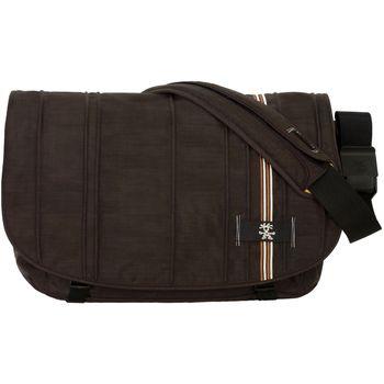 """Crumpler Good Booy 17"""" laptop taška - hnědá"""