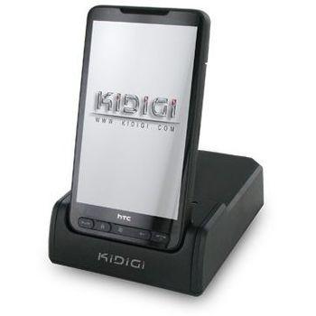 Kidigi dobíjecí a synchronizační kolébka pro HTC HD2