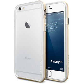 Spigen pouzdro Neo Hybrid EX pro iPhone 6, zlatá