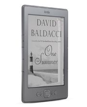 "Amazon Kindle 4, E-ink displej 6"", Wi-Fi"