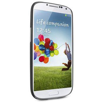 Belkin PC metalické pouzdro pro Samsung Galaxy S4, černé