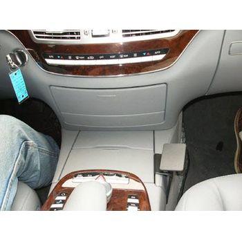 Brodit ProClip montážní konzole pro Mercedes Benz S-Class 06-09, střed. tunel