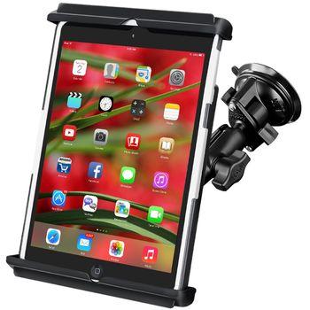 RAM Mounts držák na iPad mini Retina do auta s extra silnou přísavkou na sklo, sestava RAM-B-166-TAB12U
