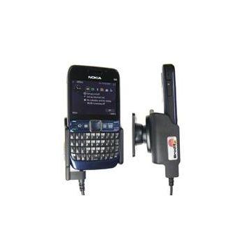 Brodit držák do auta pro Nokia E63 se skrytým nabíjením v palubní desce