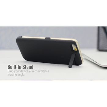 Brando zadní kryt s baterií pro Apple iPhone 6, 3000mAh, černý