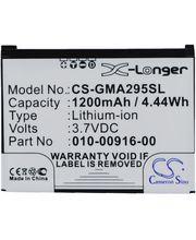 Baterie pro Garmin Nüvi 295 Li-ion 3,7V 1200mAh