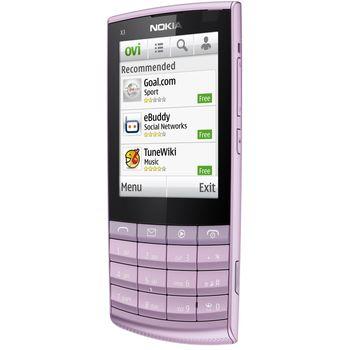 Nokia X3-02 Lilac
