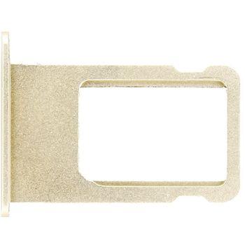 Náhradní díl na iPhone 6 Plus 5.5 držák SIM karty zlatá