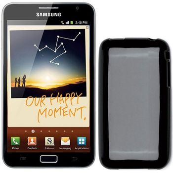 Pouzdro silikonové CELLY Gelskin pro Samsung Galaxy Note N7000