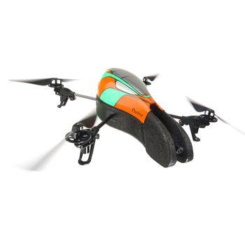 Parrot AR.Drone Quadricopter Oran./Green pro Apple