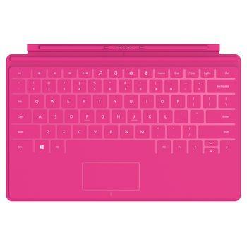 Microsoft Surface Touch Cover růžový