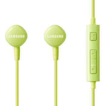 Samsung sluchátka stereo EO-HS1303G, 3,5 mm, s ovládáním, zelená