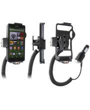 Brodit držák do auta na Sony Xperia Z3 compact bez pouzdra, s nabíjením z cig. zapalovače
